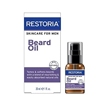 Review Merry Band Beard Oil Rustic Charm Balm