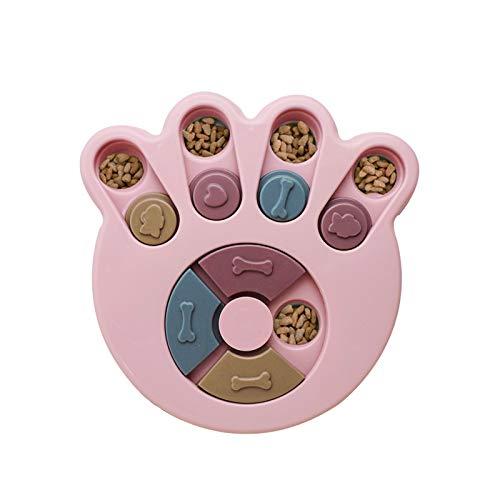 Andiker Hundepuzzle Spielzeug Hunde Lernspielzeug, haltbares interaktives Hund-Spielzeug, Hundehirnspiele, verbessern IQ…