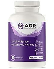AOR - Migraine Manager 60 Capsules
