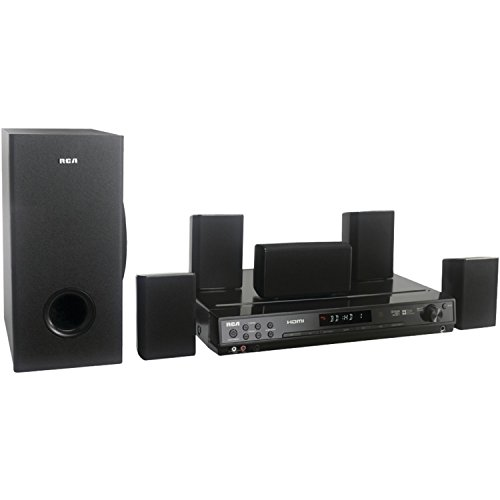 RCA RT2911 1000-Watt Home Theater System by RCA