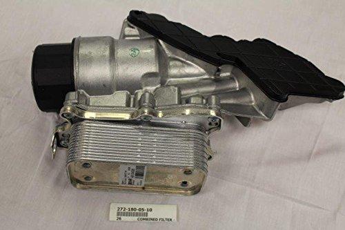 Mercedes-Benz 272 180 05 10, Engine Oil Cooler (Cooler Oil Mercedes)