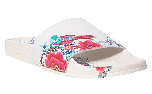 Sandalias Slider Cabana Slydes Mujer Floral 1awtXXqnE