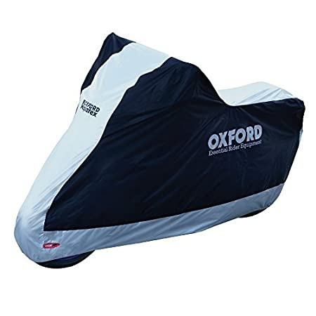 Oxford CV200 Aquatex Motorbike Motorcycle Scooter Water Resistant Rain Dust Cover S