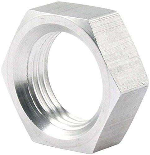 in LH Thread Thin OD Zinc Oxide Jam Nut P/N 18295-1 ()