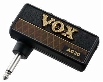 MINI AMPLIFICADOR DE AURICULARES PARA GUITARRA VOX AC30 Amplug: Amazon.es: Electrónica