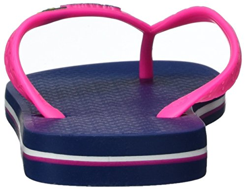 Fem Femme II 8011 Pink Classic Tongs Brazil Ipanema Blue Mehrfarbig 1ptwOt