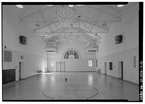 Photo: Agnews State Hospital,Kitchen,Commissary & Bakery,Santa Clara,California,CA,1