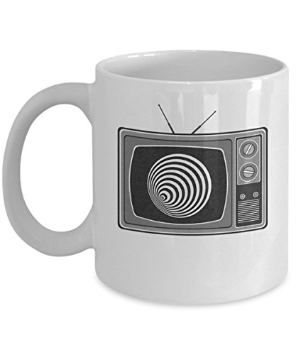 The Twilight Zone TV By: Trinkets & Novelty This 11oz The Twilight Zone Merchandise Inspired By The Complete 80s Series Best The Twilight Zone Coffee Mug Perfect Gift For Any Fan of Forest Whitaker