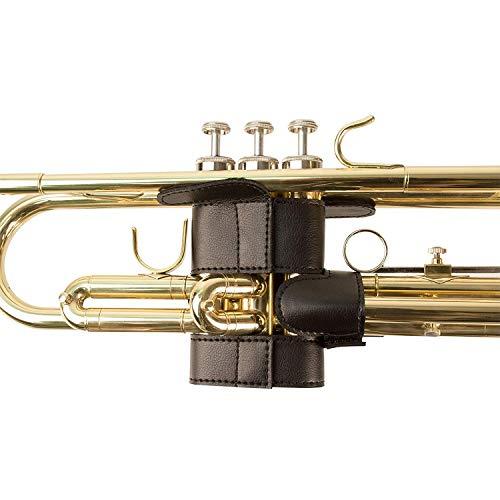 Pro Tec L226SP Trumpet 6-Point Leather Valve Guard (Brand Edition)