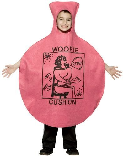 Whoopie Cushion Costume - Medium