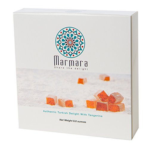 Marmara Authentic Turkish Tangerines Confectionery