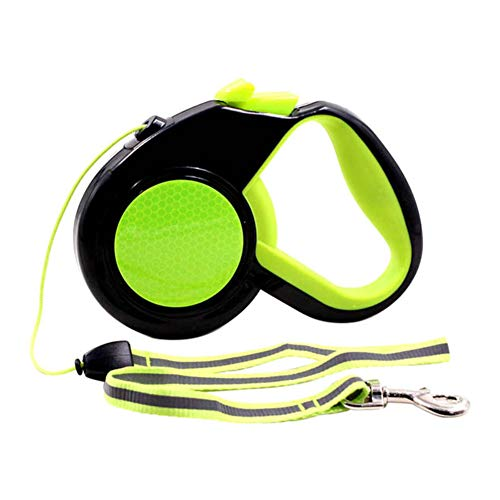 Walking Dog Leash Rope Automatic Retractable Reflective for sale  Delivered anywhere in Canada