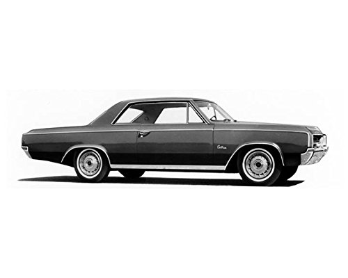 1964 Oldsmobile F85 Cutlass Holiday Sports Coupe Automobile Photo Poster Oldsmobile F85 Cutlass