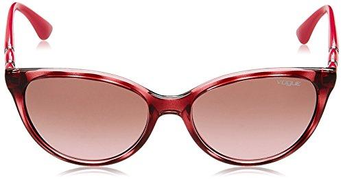 Vogue Sonnenbrille (VO2894SB) Marron (Havana/Pink 235514)
