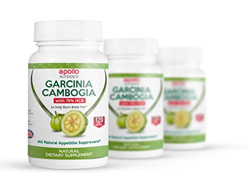 Pure Garcinia Cambogia Extract (120 Capsules). Natural Weight Loss Dietary Pills & Extreme Fat Burner. Slim & Detox Max for Men & Women with Ultra High Strength HCA.