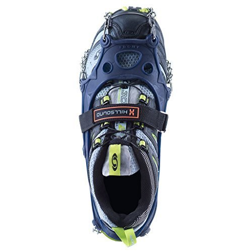 Hillsound Trail Crampon Ultra, Blue, Large