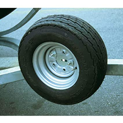 Overtons Side-Mount Spare Trailer Tire Carrier