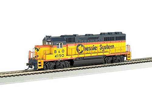 Bachmann Industries EMD GP40 DCC Ready Locomotive -, used for sale  Delivered anywhere in USA