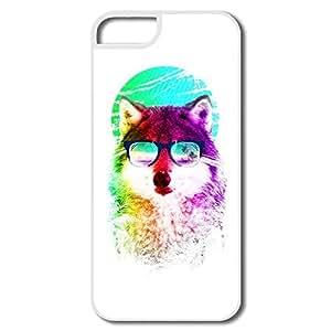 PTCY IPhone 5/5s Design Geek Summer Wolf