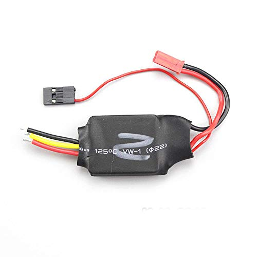 Gecoty Brushless ESC / Main Motor / Tail Motor / Receiver Board for WLtoys V913 PRO RC Helicopter (Brushless ESC)