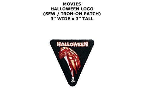 Halloween Horror DIY Embroidered Sew or Iron-on Applique Patch Outlander Gear - Tv Supernatural Halloween Costumes