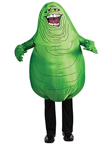 Ghostbusters Inflatable Slimer Costume - Standard (Inflatable Slimer)