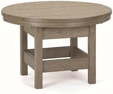 Breezesta 26'' Round Conversation Table - White