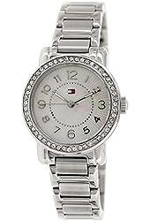 Tommy Hilfiger Women's 1781478 Analog Display Quartz Silver Watch