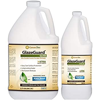 Glazeguard Gloss Floor Sealer Wall Sealer For Ceramic