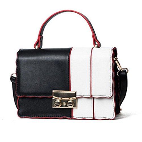amp;F Black 7cm black pack 21 handbag white 15 Y Messenger 4OwaSwf