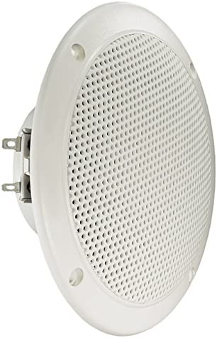 Visaton FR13WP-4 Outdoor 5 Full Range Waterproof Speaker 4 Ohm White