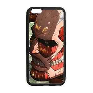 """Attack on Titan Custom Case for iPhone6 Plus 5.5"""""""