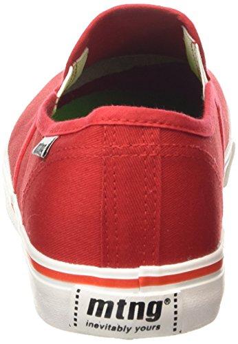 MTNG Attitude sportschuhe - Sneakers CANVAS FINO ROJO