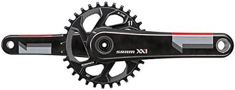 SRAM xx1 Crankset – GXP、170 mm、32t、レッドby SRAM MTB