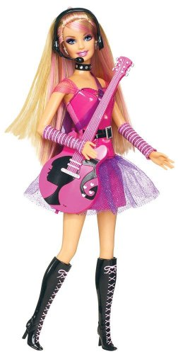 Barbie I Can Be Rock Star Doll