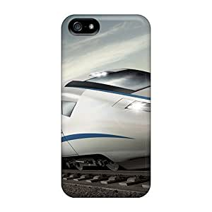 New Premium GIT79IUyj Case Cover For Iphone 5/5s/ Amazing Train Protective Case Cover