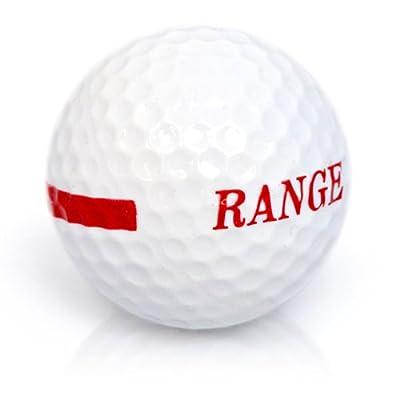 Second Chance 500 Range Golf Balls - White