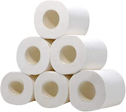 Leadmall Essential Multifold Toilet Paper 100/% Recycled Fiber Bulk Toilet Paper,White,170 Sheets Per Roll Professional Series Premium 3-Ply Standard Rolls for Business