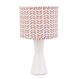 Woodland Meadow Nursery Lamp Base and Shade by Carters