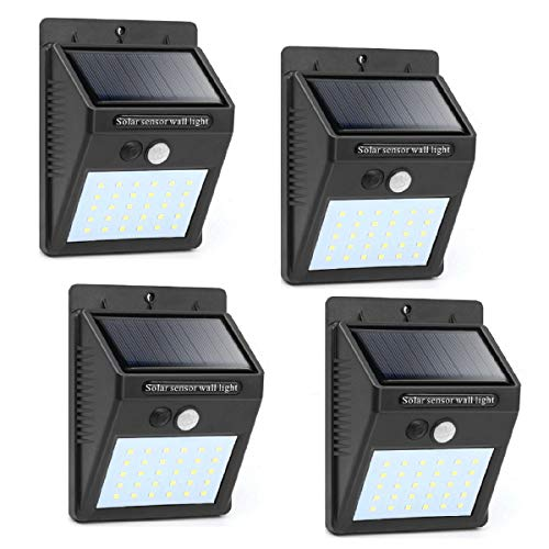 Solar Cell Light Detector