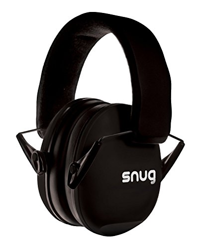 Snug Kids Earmuffs / Hearing Protectors – Adjustable Headband Ear Defenders For Children and Adults