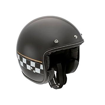 AGV - Casco para moto XS Nero(Cafe Racer Nero)