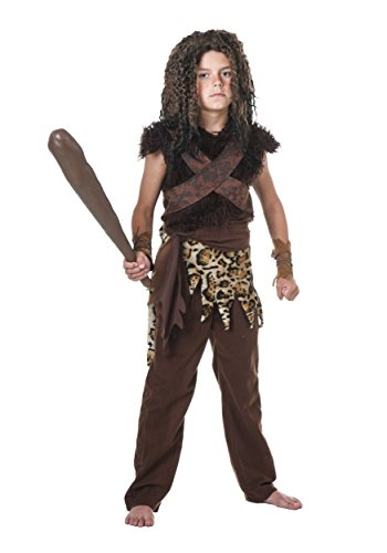 Child Caveman Costume Medium
