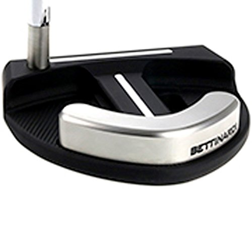 BETTINARDI GOLF(ベティナルディゴルフ) Inovaiシリーズ Inovai 1.0 パター オリジナルスチールステップシャフト 34インチ ユニセックス 5010134 右利き用 ロフト角:2度 B00SGP2KFO