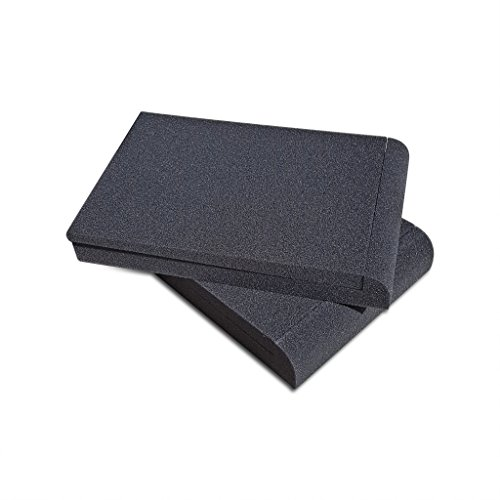 Studio Solutions High Density Studio Monitor Isolation Pads Pair For 8 Inch Monitors by Studio Solutions