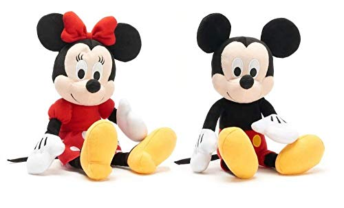 (Kohl's Cares Mickey and Minnie Plush Set - 90th Set, 13