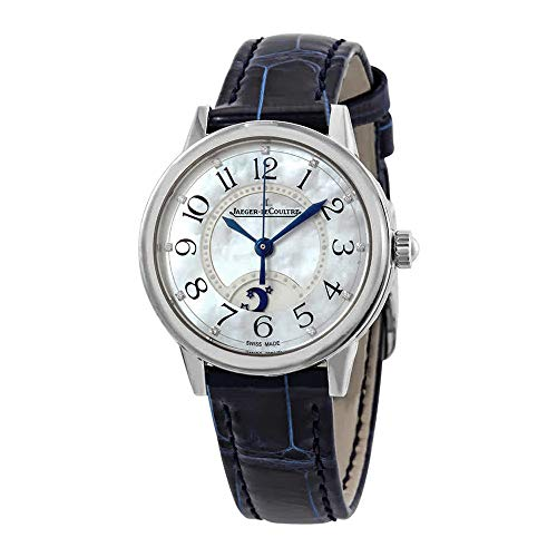 Jaeger Lecoultre Rendez-Vous Night & Day Small Mother of Pearl Dial Automatic Ladies Watch ()