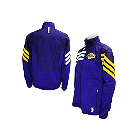 adidas - Chaqueta de chándal - Los Angeles Lakers: Amazon.es ...