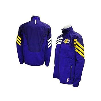adidas – Chaqueta de chándal – Los Angeles Lakers: Amazon.es ...