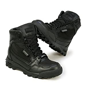 Vasque Men'S Contender Hiking Trail Shoes, Black, 10.5 M US